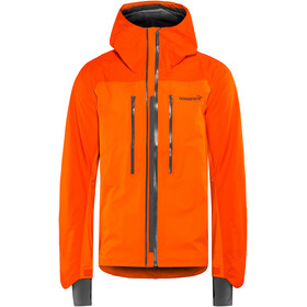 Norrøna Lyngen Jacket Men orange/red